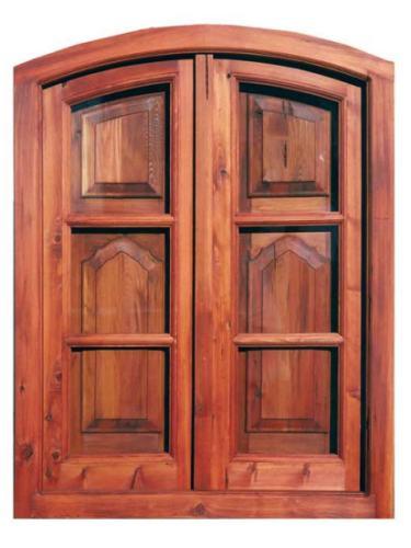 Ventanas de madera ventanas a medida for Ventana balcon medidas